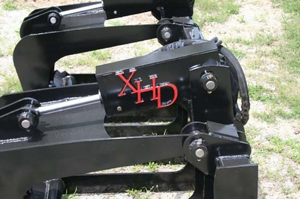 xhd attachments heavy duty roote grapple