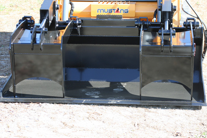 xhd grapple buckets attachments