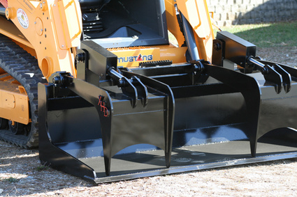 xhd attachments grapple buckets