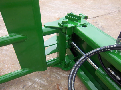 xhd attachments hay bale grabber